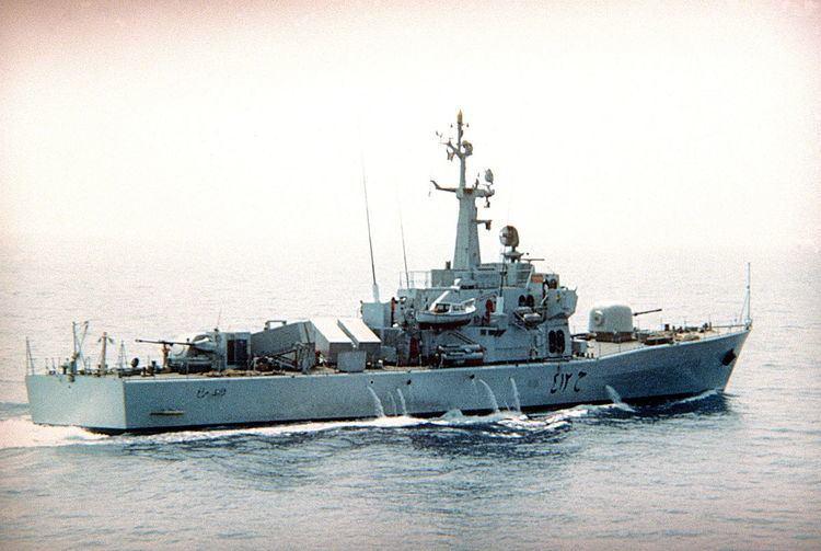 Assad-class corvette