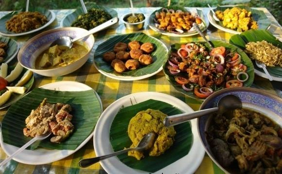 Assam Cuisine of Assam, Popular Food of Assam