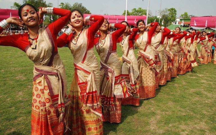 Assam Culture of Assam