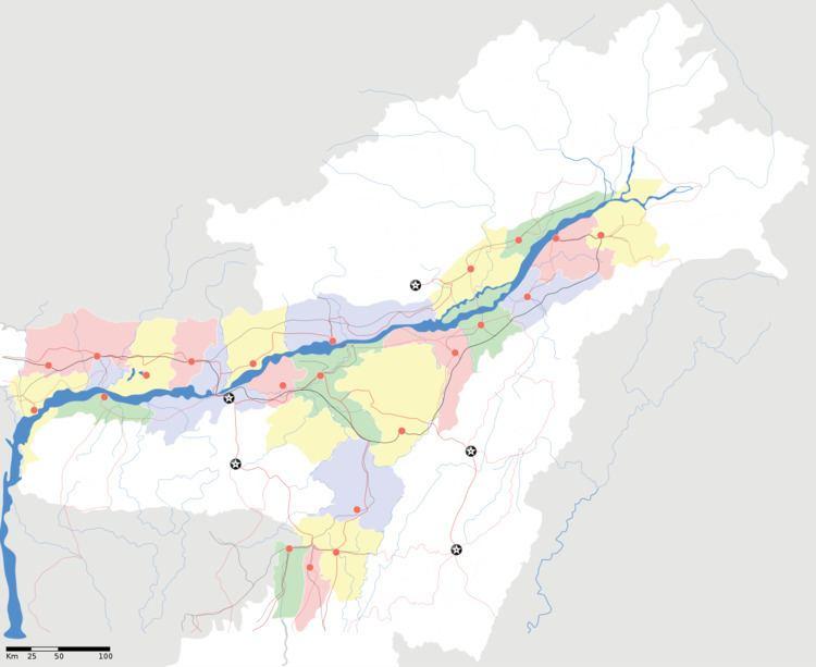 Assam separatist movements