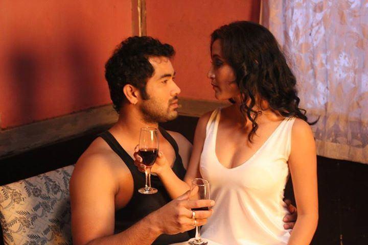 Assamese cinema movie scenes Anuradha Assamese Film 4