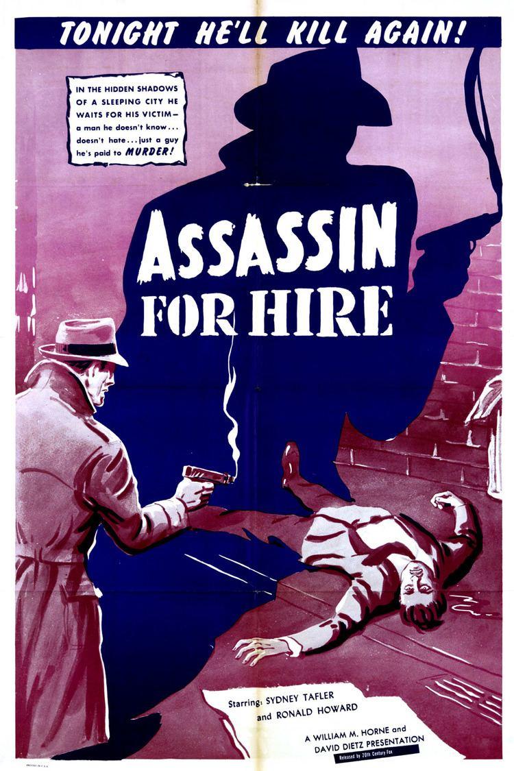 Assassin for Hire wwwgstaticcomtvthumbmovieposters94404p94404