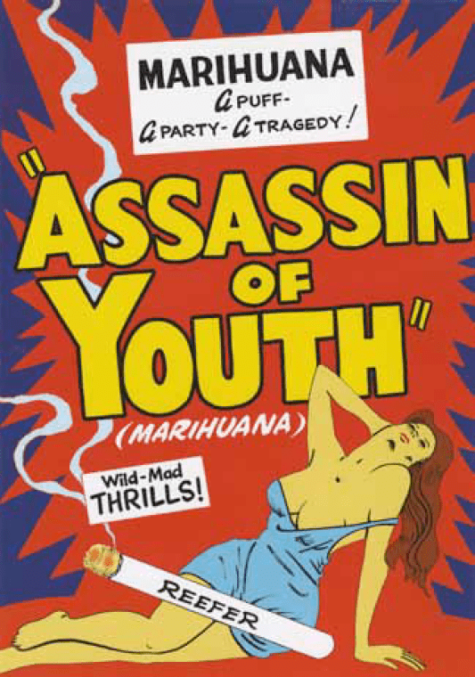 Assassin of Youth wwwherbmuseumcafilesimages39244assassinofy