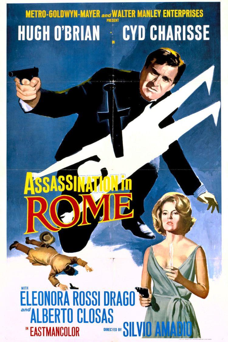 Assassination in Rome wwwgstaticcomtvthumbmovieposters41210p41210