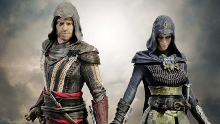 Assassin's Creed (film) Ubisoft Unveils Assassin39s Creed Film Collectibles
