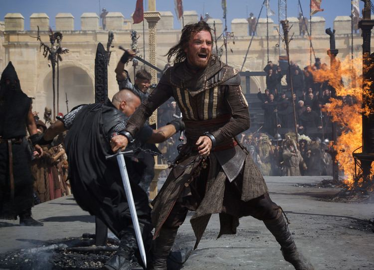 Assassin's Creed (film) Assassin39s Creed Movie First Shots from the Film UbiBlog Ubisoft