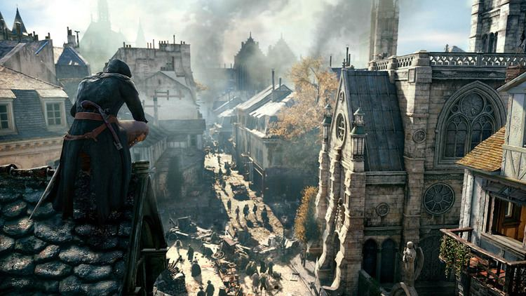 Assassin's Creed (video game) Assassin39s Creed Unity New Gameplay Changes amp Updates Ubisoft US