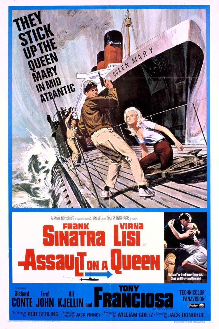 Assault on a Queen wwwgstaticcomtvthumbmovieposters1043p1043p