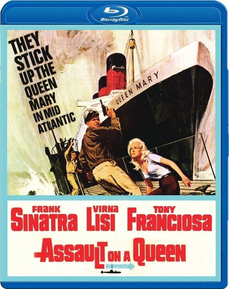 Assault on a Queen Assault on a Queen Bluray