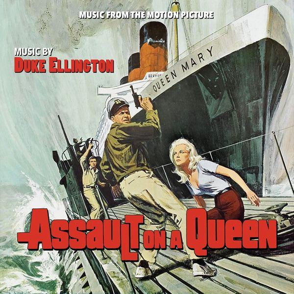 Assault on a Queen ASSAULT ON A QUEEN Original Soundtrack by Duke Ellington