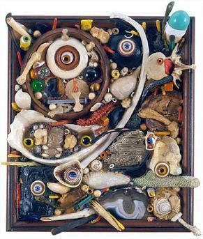 Assemblage (art) File39Forearmed39 mixed media Assemblage artassemblage by