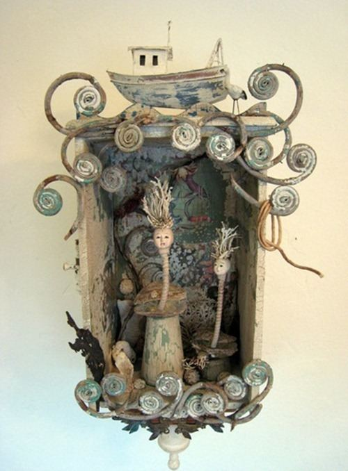 Assemblage (art) 1000 images about assemblage art i lovvveee on Pinterest Awesome