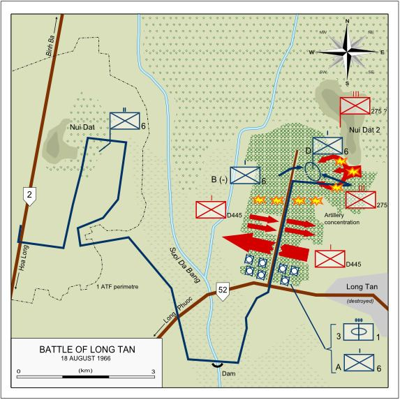 Assessment of the Battle of Long Tan