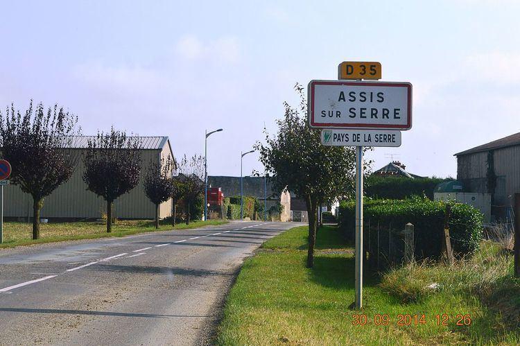 Assis-sur-Serre