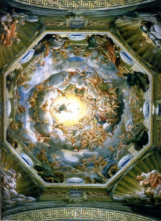 Assumption of the Virgin (Correggio) The Assumption of the Virgin