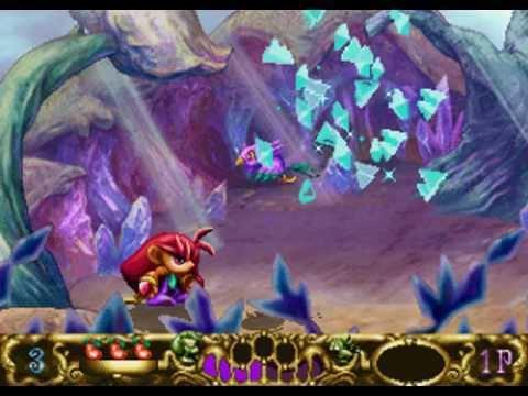 Astal Astal Game Sample Sega Saturn YouTube