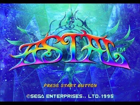 Astal Sega Saturn Longplay 009 Astal YouTube