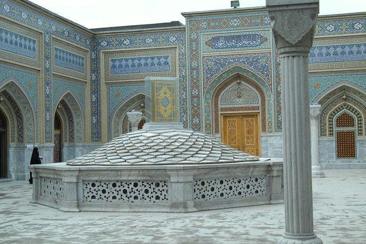 Astan Quds Razavi Panoramio Photo of Central Library of Astan Quds Razavi