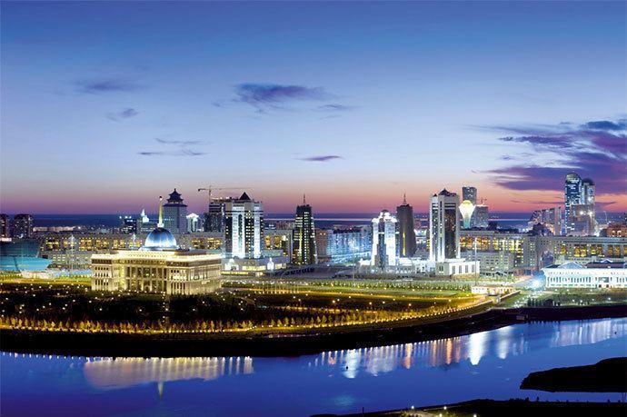 Astana Beautiful Landscapes of Astana