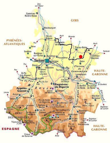 Astarac Puydarrieux quotLa Pnequot Astarac Discover Vasconia