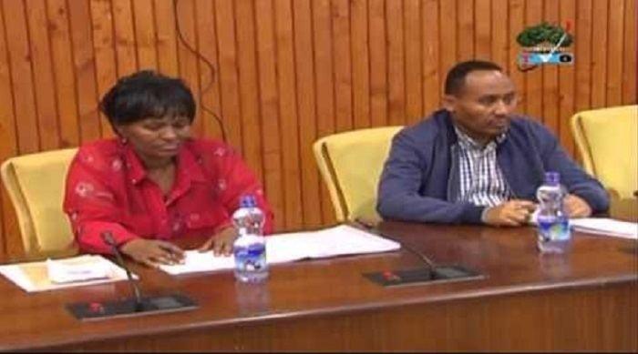 Aster Mamo Ethiopia Deputy Prime Minister Aster Mamo and Oromia region