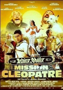 Asterix and Obelix: Mission Cleopatra movie poster