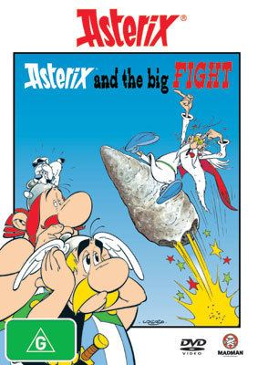 Asterix and the Big Fight (film) Asterix and the Big Fight 1989 AvaxHome