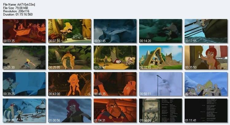Asterix and the Vikings movie scenes Let s have a look a closer look at one of the animated films of the World wide famous French cartoon characters called ASTERIX and OBELIX