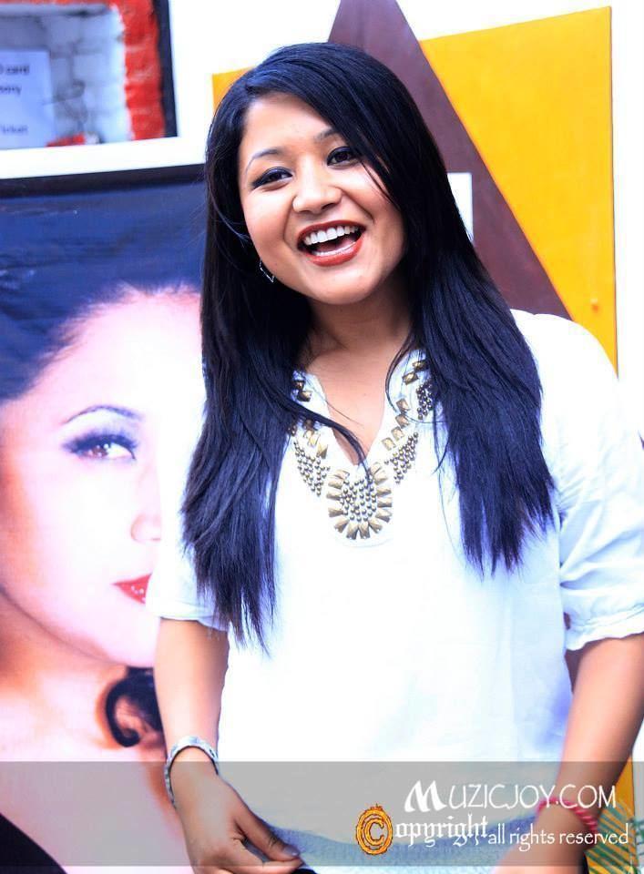Astha Raut MUZIC JOY I FEEL PROUD TO SING NEPALI SONGS SINGER