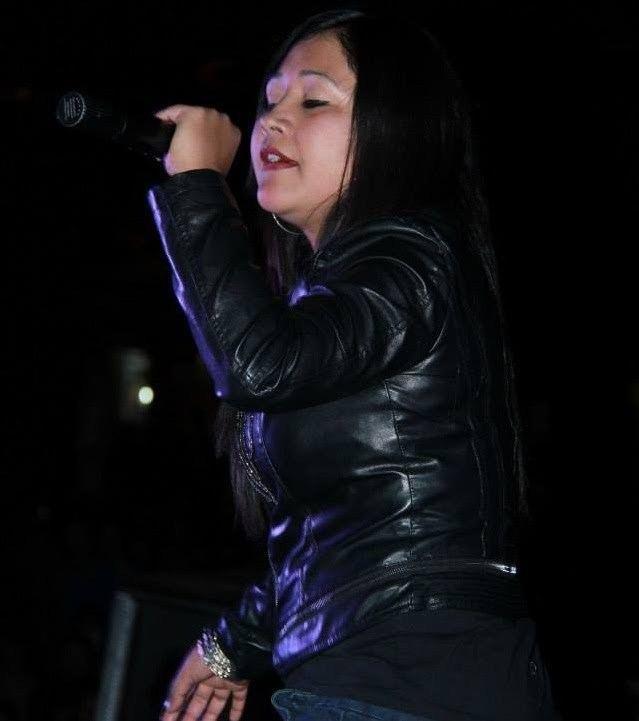 Astha Raut Aastha Raut Live Performance 15th Image Award 2070