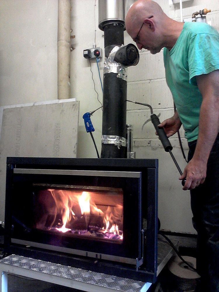 ASTM smoke pump
