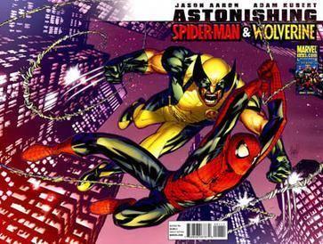 Astonishing Spider-Man & Wolverine httpsuploadwikimediaorgwikipediaen775Ast