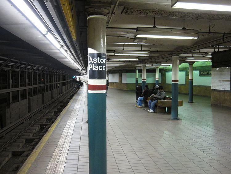Astor Place (IRT Lexington Avenue Line)