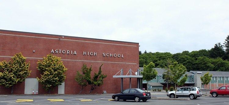 Astoria High School (Oregon)
