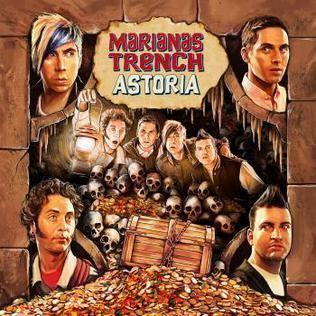 Astoria (Marianas Trench album) httpsuploadwikimediaorgwikipediaen119Mar