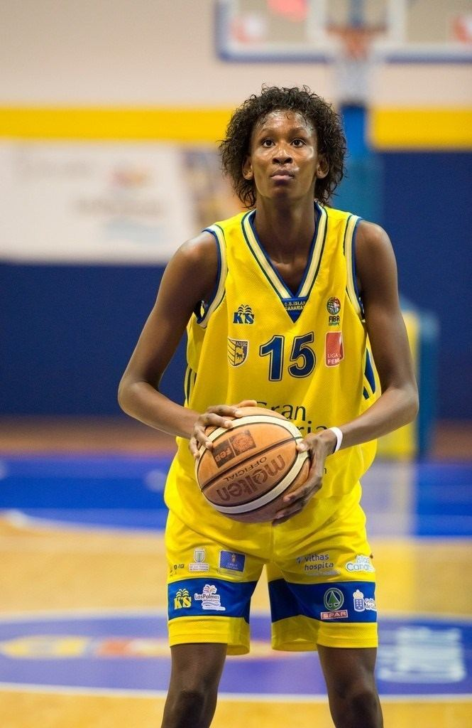 Astou Ndour Astou Ndour decimosexta en el 39draft39 de la WNBA