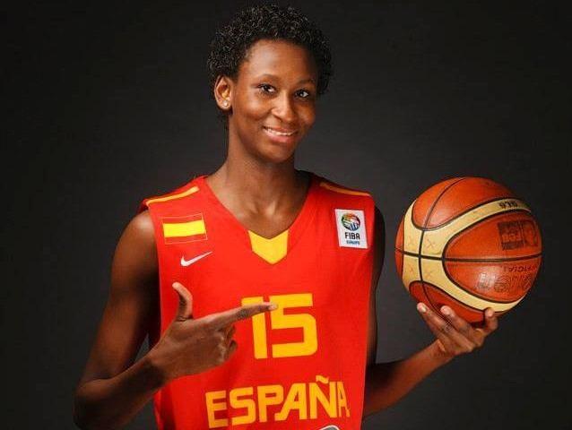 Astou Ndour FIBA Europe Astou Ndour lue meilleure jeune joueuse de