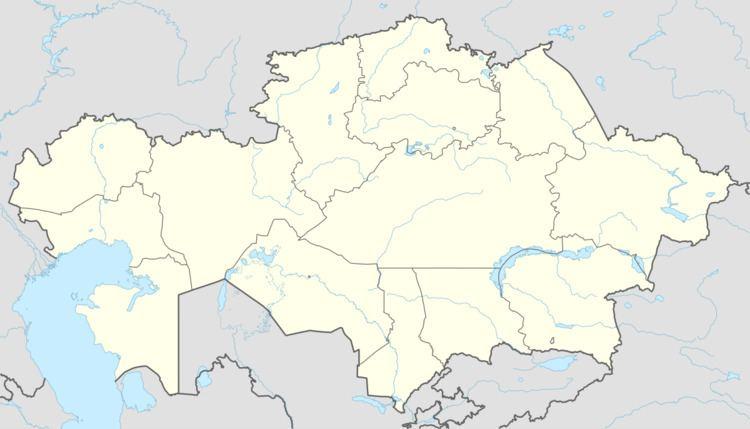Astrakhanka, Kazakhstan
