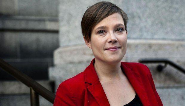 Astrid Krag Eksperter fra hele verden lgger pres p Astrid Krag