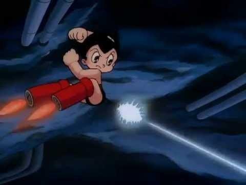 Astro Boy (1980 TV series) Astro Boy 1980 Trailer YouTube