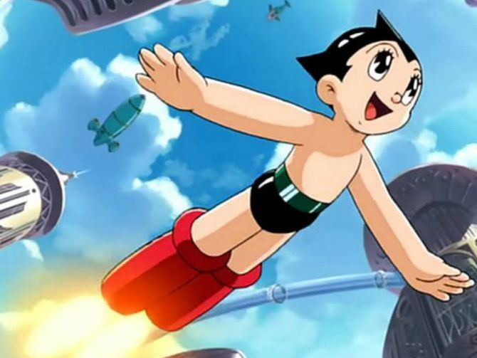 Astro Boy Astro Boy returns as your new buildable robot buddy CNET