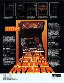 Astro Invader Astro Invader Wikipedia