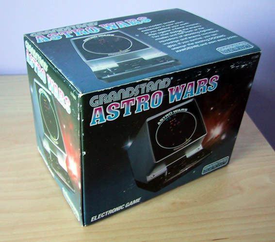 Astro Wars Grandstand Astro Wars
