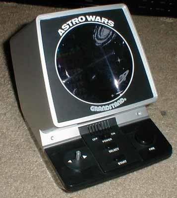Astro Wars wwwhandheldmuseumcomGrandstandGrandstandAstro