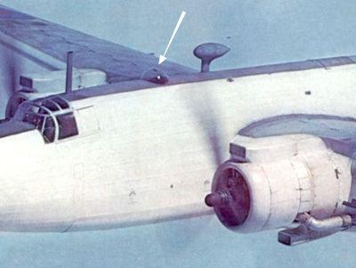 Astrodome (aeronautics)