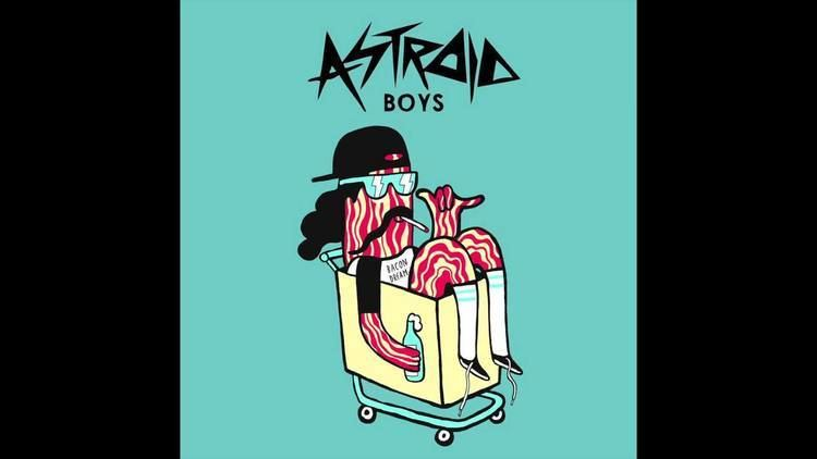 Astroid Boys Astroid Boys Dusted YouTube
