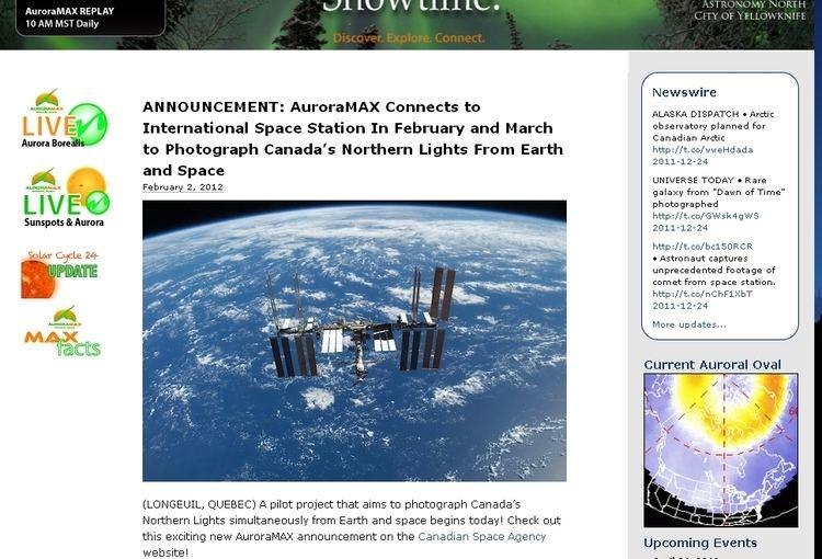 Astronomy North
