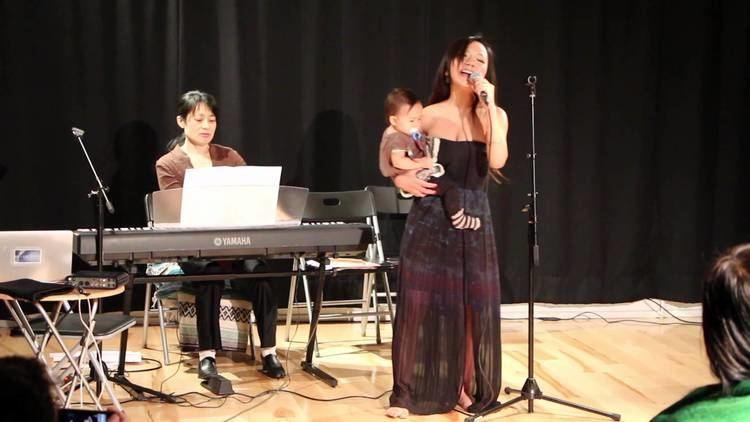 Asuca Hayashi Chii saki mono Asuca Hayashi Live at CRS in