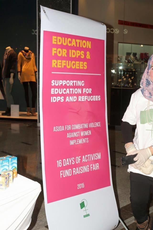 Asuda Asuda ASUDA Implemented a Fundraising Fair to Support Education