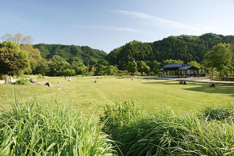 Asuka Historical National Government Park